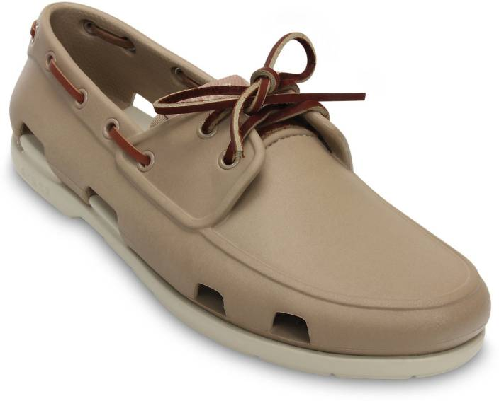 Crocs Beach Line Boat Shoe For Men
