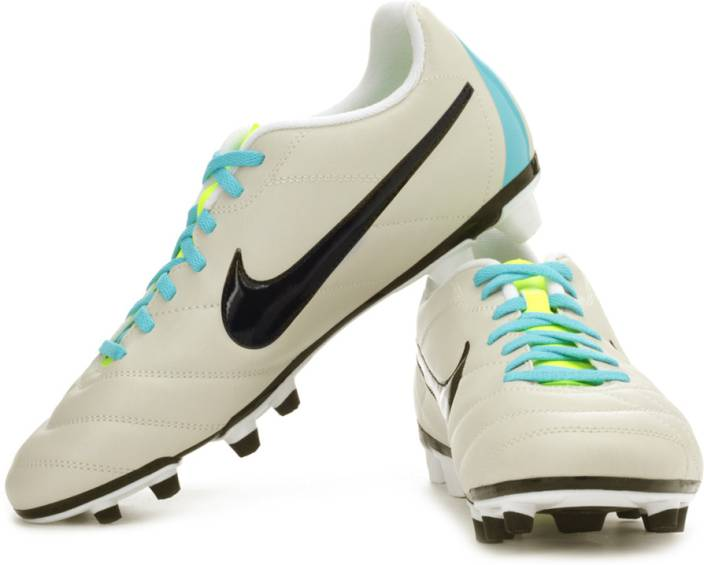 Nike Tiempo Rio Fg Football Shoes For Men - Buy White Color Nike ... afae118a3b