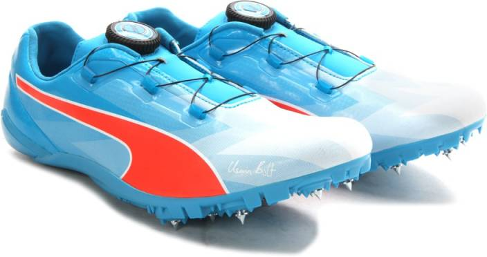 special for shoe buy online hoard as a rare commodity Puma BoltEvoSPEEDDISC Men Running Spikes For Men