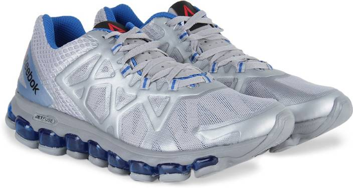 a811d7822156 REEBOK ZJET BURST Running Shoes For Men - Buy GREY BLUE Color REEBOK ...