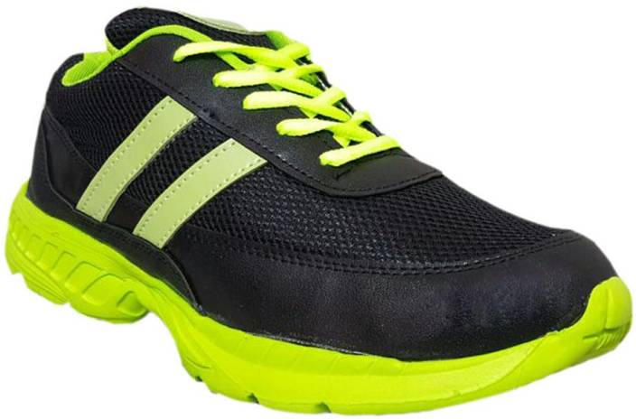 2c151d0254da0 SPORTS Power Green Running Shoes For Men - Buy Green Color SPORTS ...