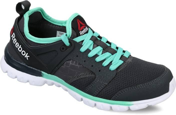ba0d2d7d8997b1 REEBOK AMAZE RUN Running Shoes For Women - Buy GRAVEL EXOTIC TEAL ...