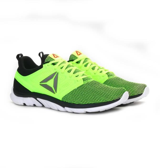 e7265e9f8ee2c5 REEBOK ZSTRIKE RUN SE Running Shoes For Men - Buy YELLOW BLACK WHITE ...
