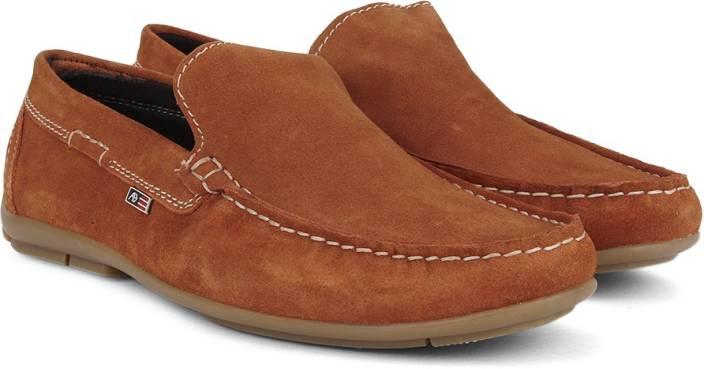 1d9de97569f Arrow Loafers For Men - Buy RUST Color Arrow Loafers For Men Online ...