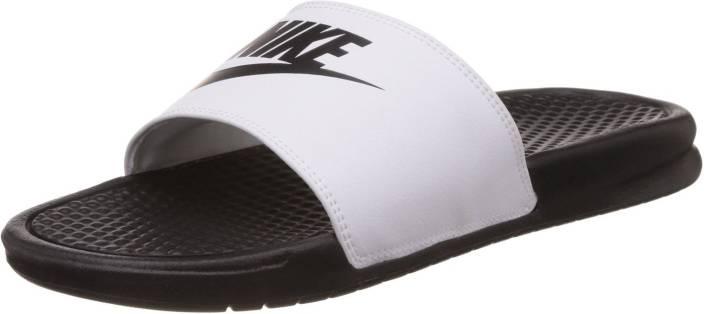 3f8f2ba79aea Nike BENASSI JDI MISMATCH Running Shoes For Men - Buy Multicolor ...