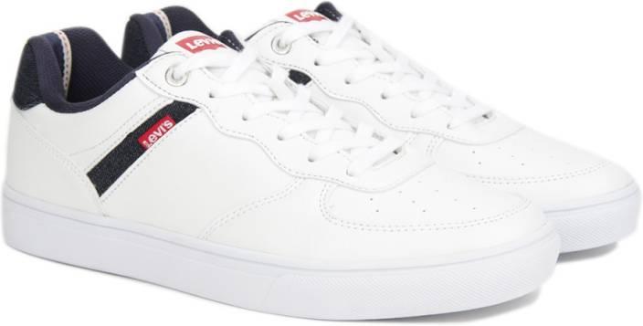 Levis JEFFREY DENIM Sneakers For Men