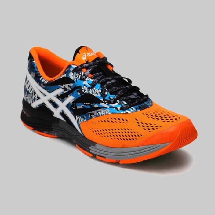 best service 8e7c1 c7876 Asics Gel-Noosa Tri 10 Men Running Shoes For Men (Orange)