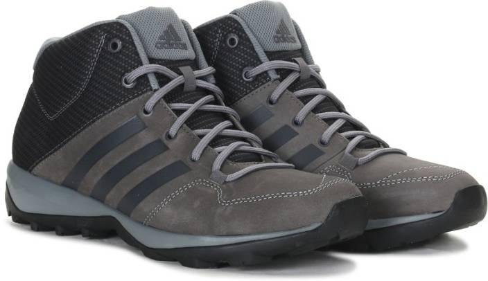 ADIDAS DAROGA PLUS MID LEA Outdoor Shoes For Men