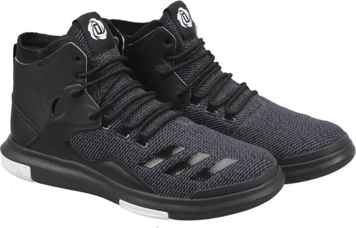 9b75b1cef33d ADIDAS D ROSE LAKESHORE ULTRA Basketball Shoes For Men - Buy UTIBLK ...