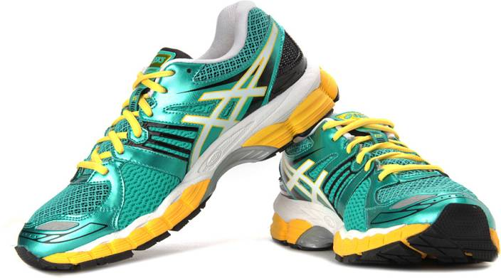 Couleurs variées b731e e7a8e Asics Gel Nimbus 15 Men Running Shoes For Men - Buy Green ...