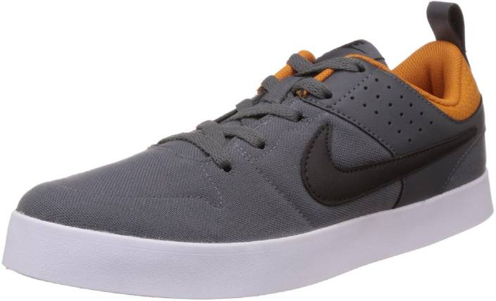 Men Shoes For Nike nike Canvas GreyBlack 669593 017 Buy Dark DEH29I