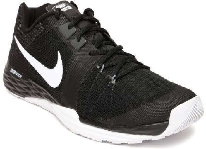 promo code f722f e597d Nike TRAIN PRIME IRON DF Training Shoes For Men (Black, White, Grey)
