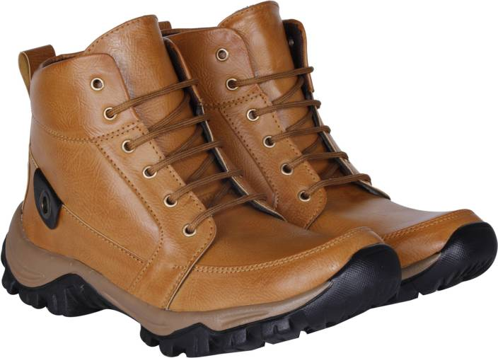Knight Ace 017 Boots For Men