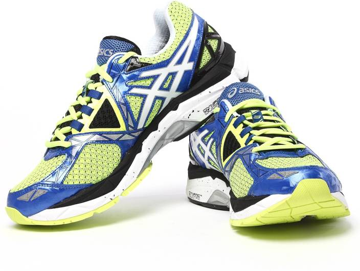 asics gt 3000 3 men running shoes for men buy ylw wh blu. Black Bedroom Furniture Sets. Home Design Ideas