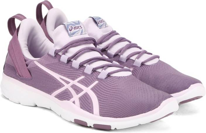 8d15cfcfcd78 Asics GEL-FIT SANA 2 Running Shoes For Women - Buy PURPLE GRAPE ICE ...