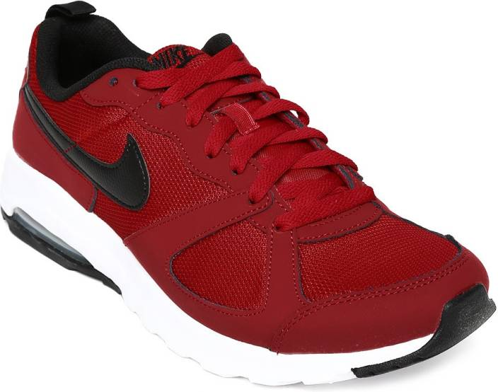 brand new 7110f 9812c Nike Air Max Muse Running Shoes For Men - Buy GYM RED/BLACK Color ...