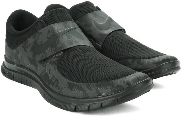 Nike FREE SOCFLY Sneakers For Men - Buy BLACK ANTHRCT-ANTHRCT-DRK ... 5adb93420