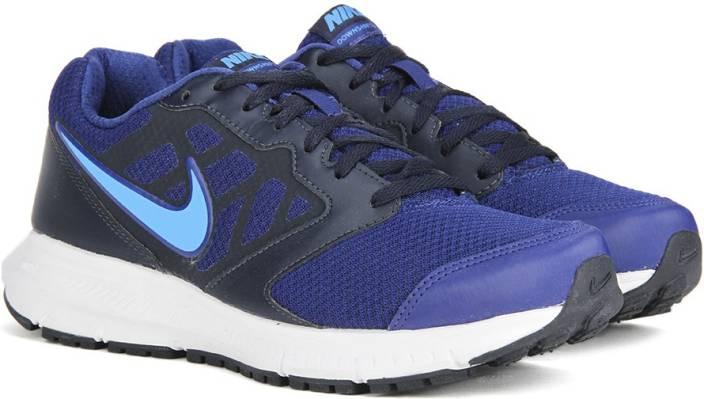 Nike DOWNSHIFTER 6 MSL Running Shoes For Men - Buy dp ryl blue  bl ... 70a5fc9e6