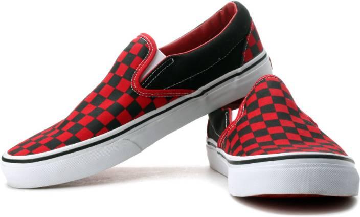 1dce45a7e9 Vans Classic Slip-On Canvas Shoes For Men - Buy Black Color Vans ...