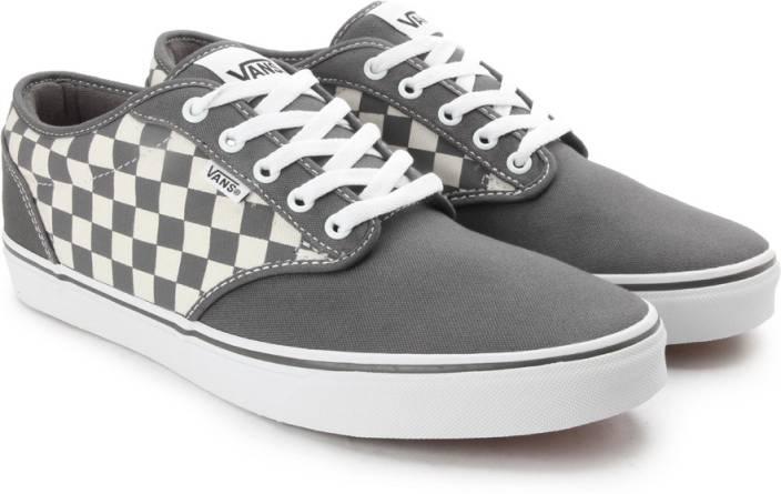 vans atwood men's low top sneakers