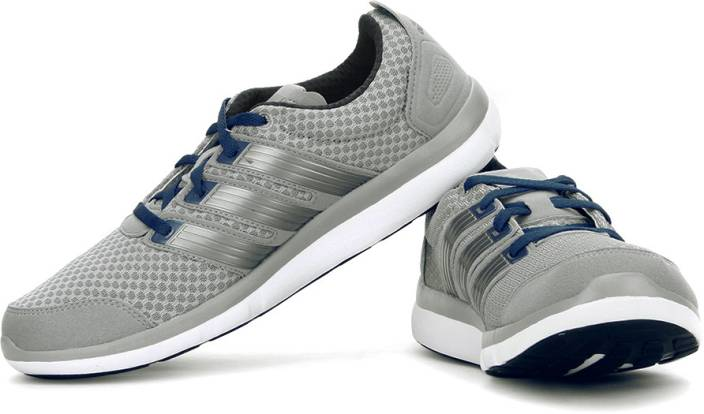 finest selection fe071 2be9b ADIDAS Element Soul 2 M Running Shoes For Men (Grey)