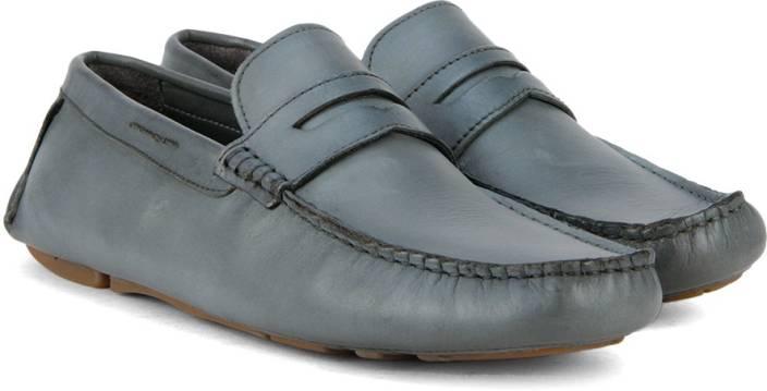 c5cbb98b85162 Bata KEVIN Loafers For Men - Buy Grey Color Bata KEVIN Loafers For ...
