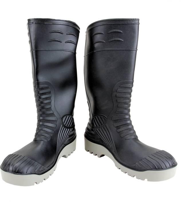 Duckback Gumboot Boots - Buy Black Color Duckback Gumboot Boots ...