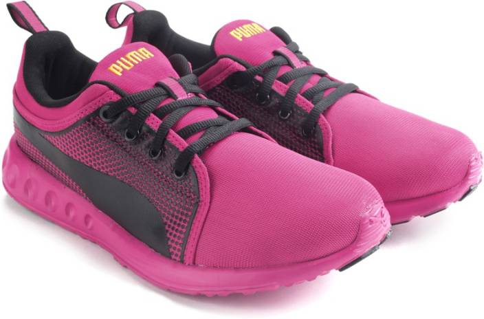Puma Carson Runner Wn's Sport Shoes Color: Pink