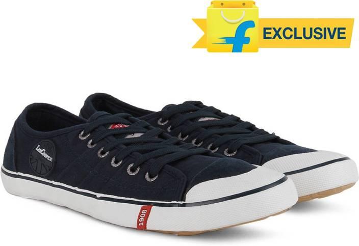 5a2d0217a Lee Cooper Men Canvas Sneakers For Men - Buy NAVY Color Lee Cooper ...