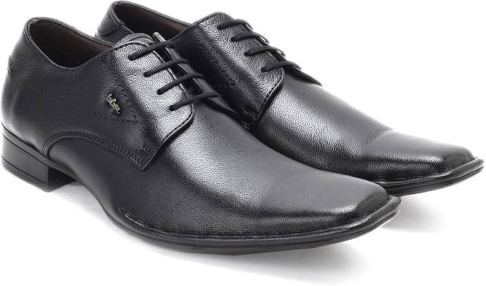 Lee Cooper Men Genuine Leather Lace Up Shoes For Men