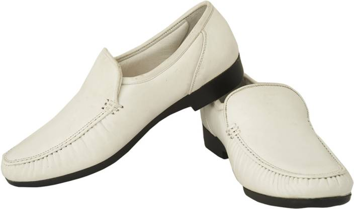 8ab82e0f576 Lord s Mens White Loafers For Men - Buy WHITE Color Lord s Mens ...
