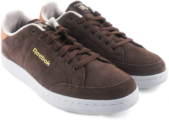 4c4f0435c94c6f REEBOK ROYAL SMASH SDE Sneakers For Men - Buy BROWN SAND CLIF WHT ...