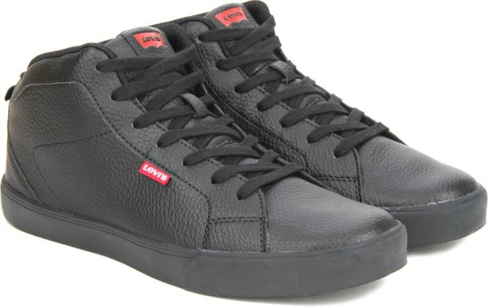 Levi's FRANKLIN High Ankle Sneakers For Men