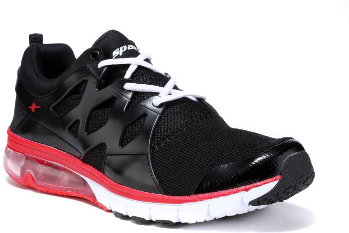 e27498571307d Sparx 288 Running Shoes For Men - Buy BlackWhite Color Sparx 288 ...