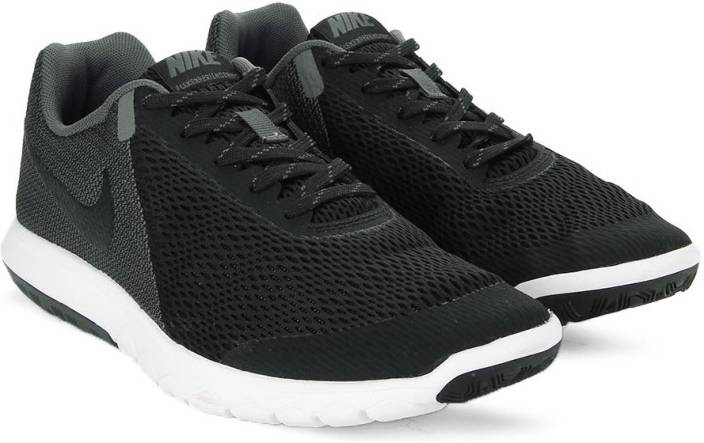 1552b8aff18c Nike FLEX EXPERIENCE RN 5 Running Shoes For Men - Buy BLACK   BLACK ...
