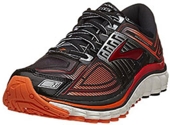 714f31699576f Brooks Glycerin 13 Men s Running Shoes For Men - Buy Black-Red ...