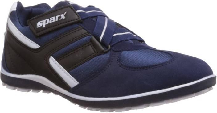 234845e90 Sparx SM-202 Walking Shoes For Men - Buy NBlue White Color Sparx SM ...