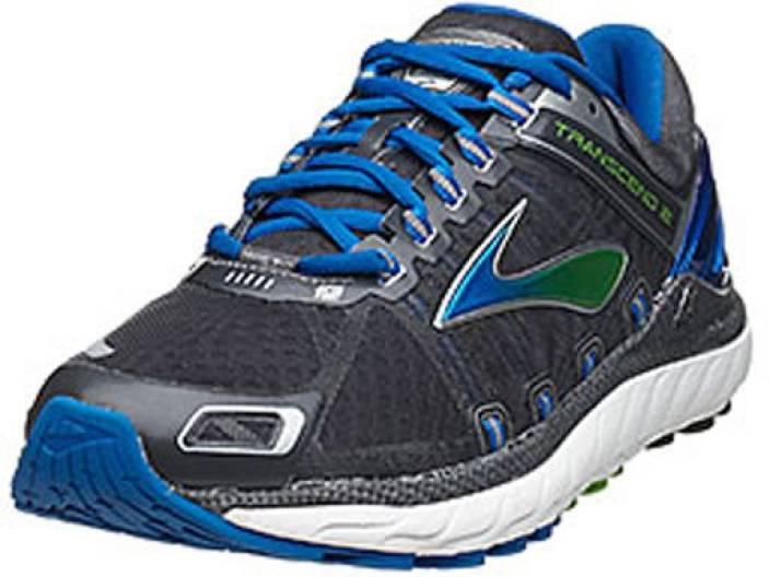 337267bf2a70c Brooks Transcend 2 Men s Running Shoes For Men - Buy Anthracite-Blue ...