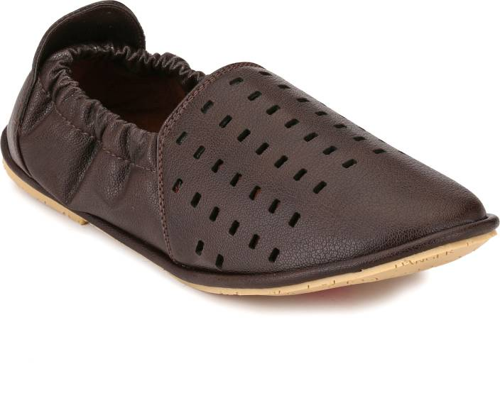 Afrojack fox Loafers For Men