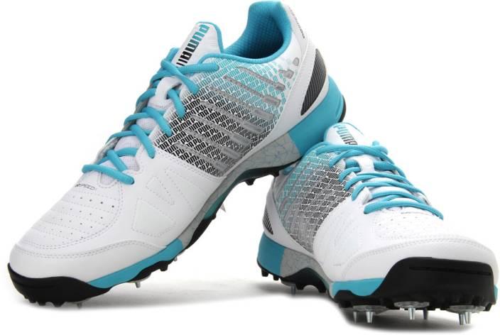 e2e5321559f Puma evoSPEED Cricket Spike 1.3 Cricket Shoes For Men