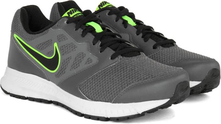Nike DOWNSHIFTER 6 MSL Running Shoes For Men - Buy DARK GREY   BLACK ... 61aa78156