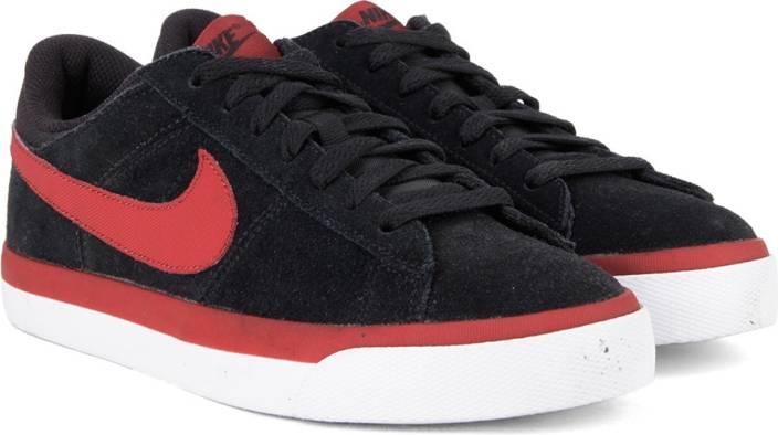 b63ebd766085 Nike MATCH SUPREME PREM LTR Sneakers For Men - Buy BLACK UNIVERSITY ...