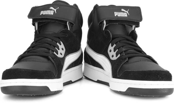 a60ad70f8859 Puma Puma Rebound Street SD High Ankle Sneakers For Men - Buy Black ...
