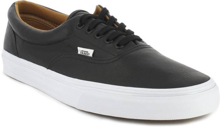 Vans Era Sneakers For Men - Buy (Premium Leather) Color Vans Era ... cbfe2e06f