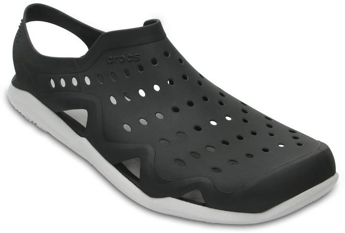 11e86ef1dd09 Crocs Swiftwater Wave Clogs For Men - Buy 203963-069 Color Crocs ...