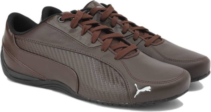 Puma Drift Cat 5 Carbon Sneakers For Men - Buy Chocolate Brown Color ... d8a348e7c