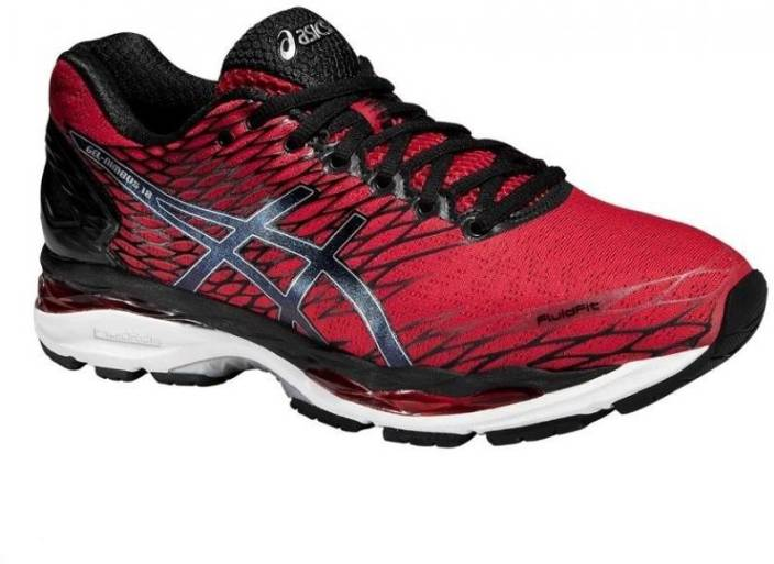 Asics Gel-Nimbus 18 Men Running Shoes For Men