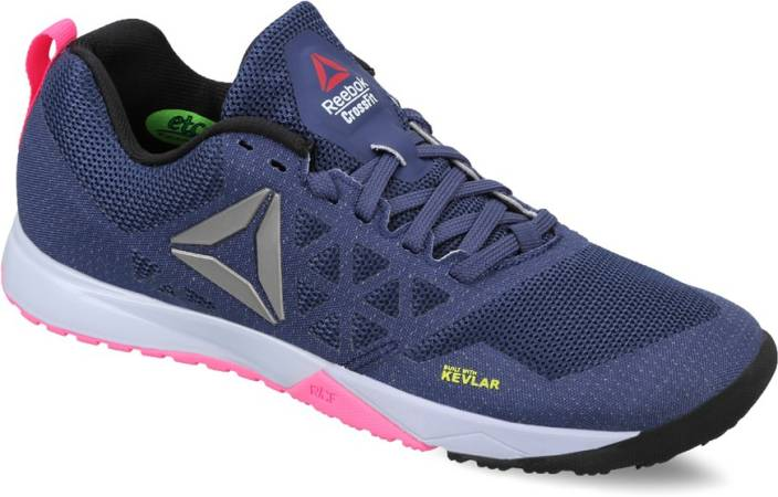 REEBOK R CROSSFIT NANO 6.0 Training Shoes For Women - Buy BLU LILAC ... e0de1b8e7