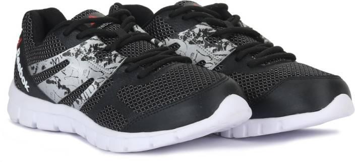 5a2a90b6877 REEBOK SPEED XT Running Shoes For Men - Buy BLACK MET SIL WHITE ...