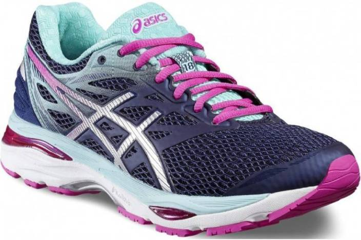 c71f9ba372e781 Asics GEL-CUMULUS 18 Running Shoes For Women - Buy INDIGO BLUE ...